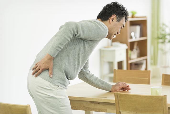 膝痛・腰痛・頭痛などの痛み